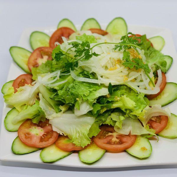 Salad dầu dấm